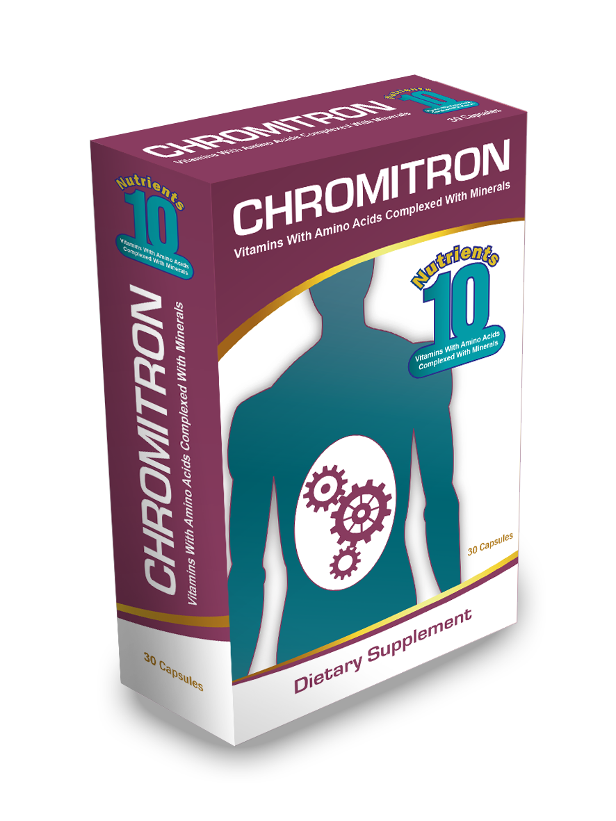 Chromitron …the insulin sensitizer