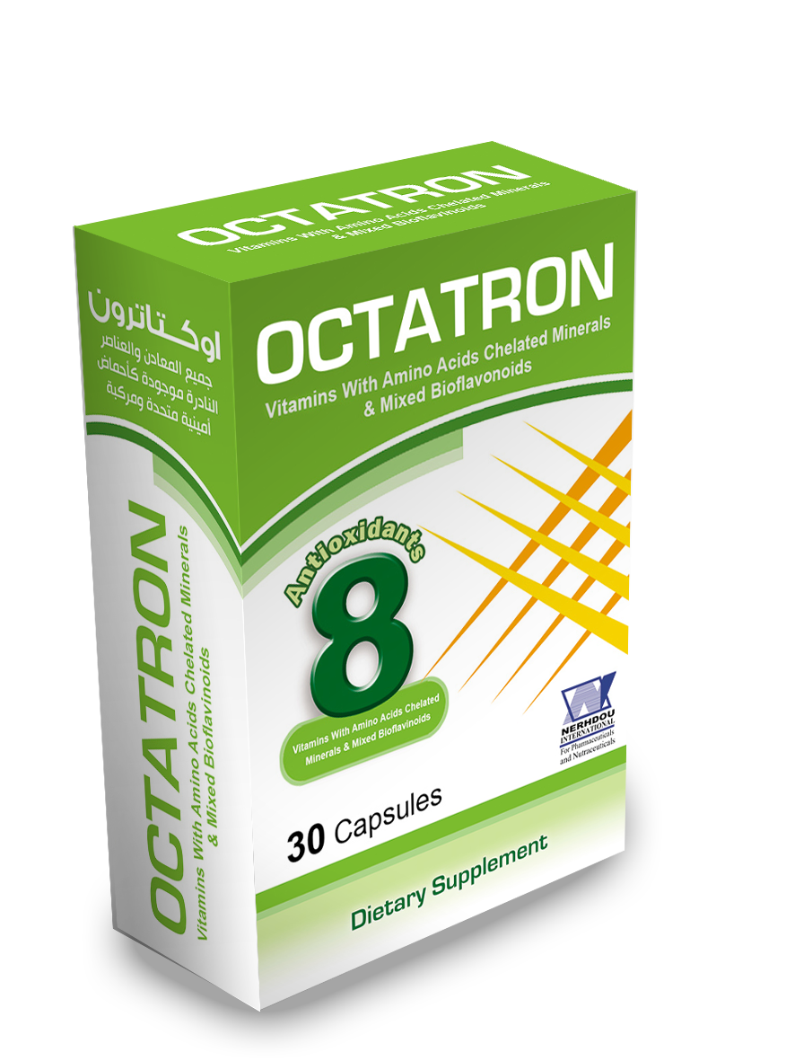 OCTATRON…the ultimate protection